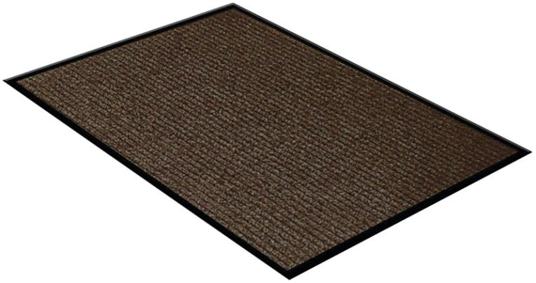 Dennis Survivor Pre-Cut Floor Mat, 36 in L X 24 in W, Polypropylene Brown