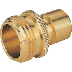 CONNECTOR MALE QUICK 3/4IN