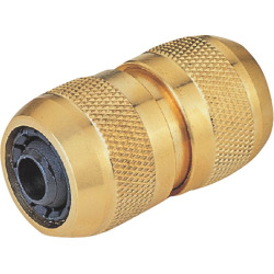 MENDER HOSE BRASS HD 5/8IN