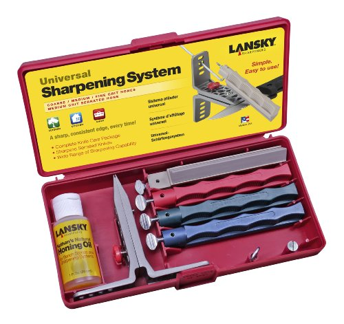 Universal Knife Sharpening System