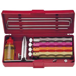 Deluxe Diamond Knife Sharpening System