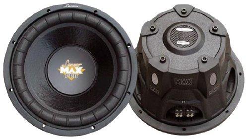 "LANZAR MAXP64 MaxPro Series Small 4ohm Subwoofer (6.5"", 600 Watts)"