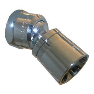 08-2547 CP BRASS SHWR HEAD-2GP