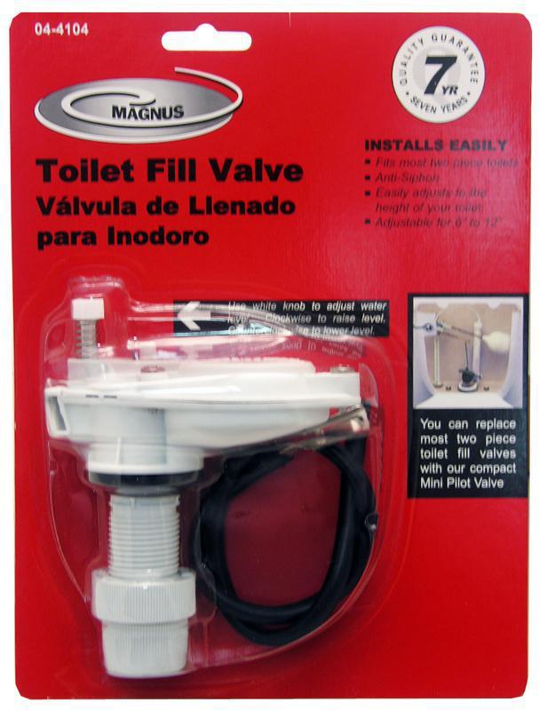 LARSEN SUPPLY COMPANY 04-4104 FILL PRO TOILET VALVE at Sears.com