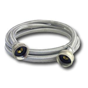 16-1804 4 FT. SS WASH MACH HOSE