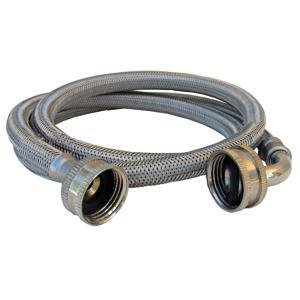 16-1814 4FT SS WASH MACH HOSE