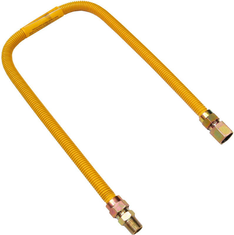 101253 5/8X36 COATED GAS LINE