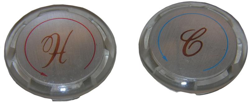 0-6051 DELEX N/S H&C BUTTON