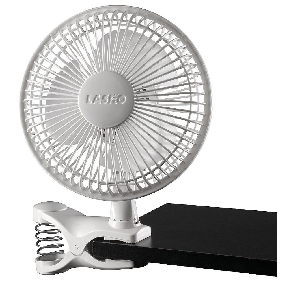 """6"""" Clip Fan, 2-Speed"""