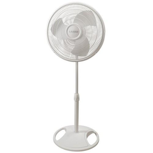 """16"""" Oscillating Stand Fan, 3-Speeds"""