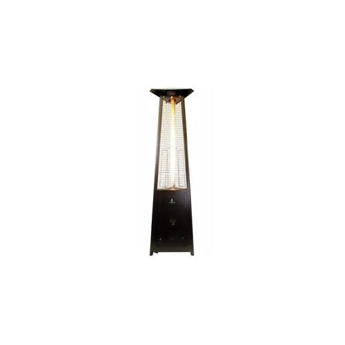 Lava Lite KD Patio Heater, 56000 BTU, Liquid Propane