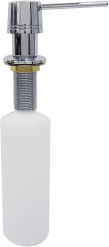 5016520CP CHROME SOAP DISPENSER