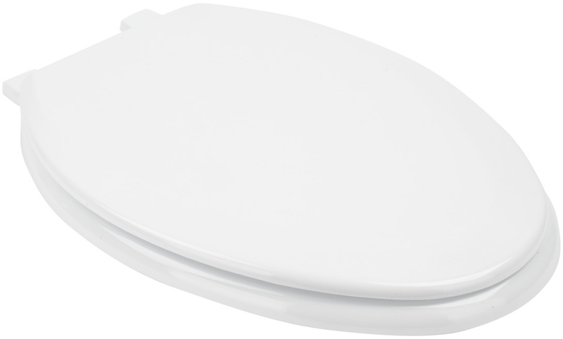 0502044WT WH ELONG TOILET SEAT