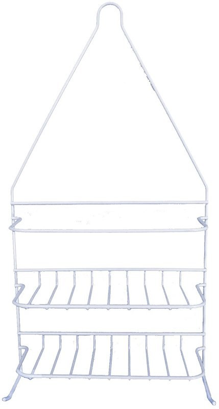 163 1280WT WH SHOWER CADDY