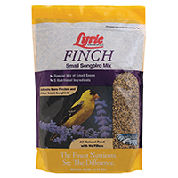 BIRDFEED FINCH LYRIC 4.5LB