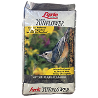 25LB BLACK OIL SUNFLOWER SEED