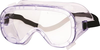 LEGENDFORCE� ANTI-FOG SAFETY GOGGLES, INDIRECT VENT, CLEAR LENS