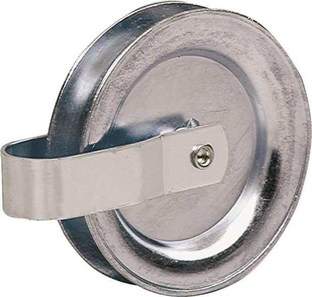 "3.5"" CAST CLOTHESLINE PULLEY"