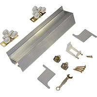 Wall Mount Track & Hardware 72
