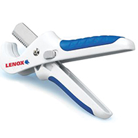 Lenox S1 Manual Tubing Cutter, 1-5/16 in, Comfort Grip