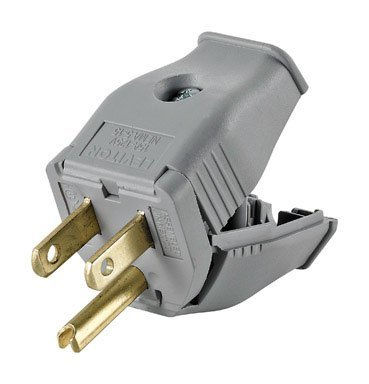 001-3W101-GY 15A CLAMPTIT PLUG
