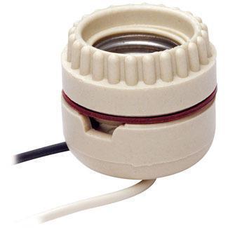 019-8101 PORC LAMPHOLDER