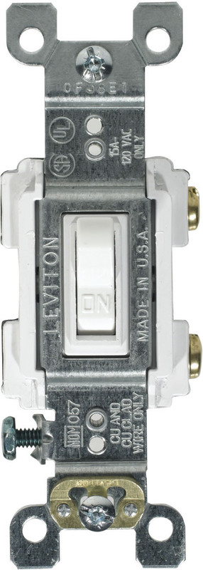 205-RS115-WCP WH QUICK SWITCH