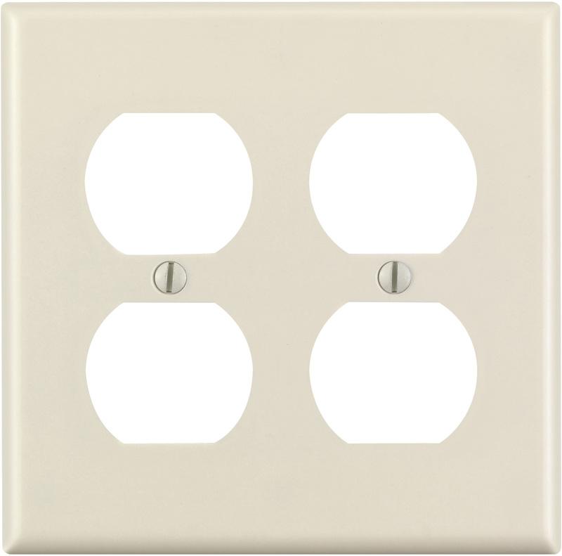 000-78016 2G DUPLEX PLATE