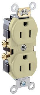S01-0CR15-0IS DUPLEX GR OUTLET