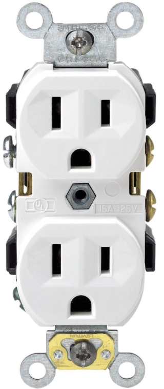 S02-0CR15-0WS GROUNDING OUTLET