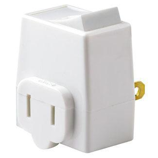 C22-1469-W WHITE SWITCH TAP