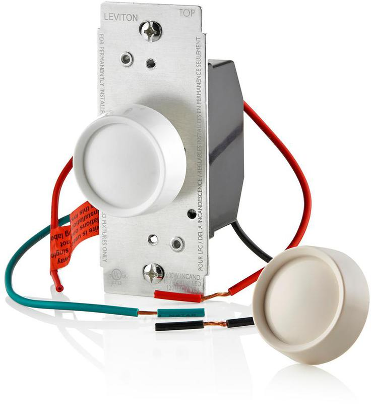 C26-RDL06-TW SP/3W RTRY DIMMER