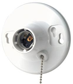 101-8827-CW4 WHITE RECEPTACLE