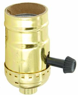 079-7070-PG TURN KNOB LAMPHOLD