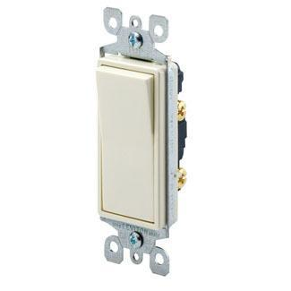 S02-05611-2WS DECORA WH SWITCH