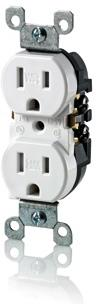 R62-W5320-T0W 15A 125V OUTLET