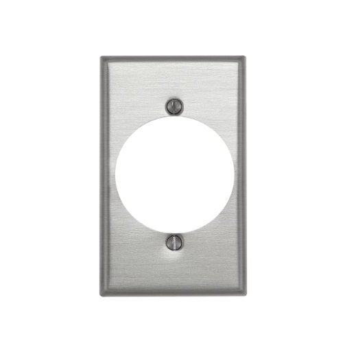 000-83028 AL PWR OUTLET PLATE