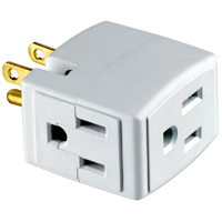 GRND CUBE TAP ADAPTER WHT