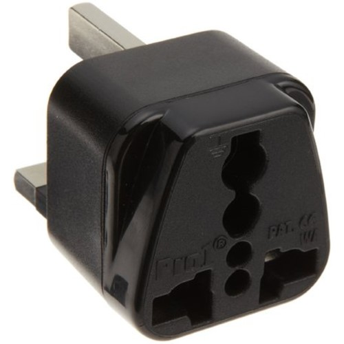 Lewis N Clark Adapter Plug, Great Britain-Af