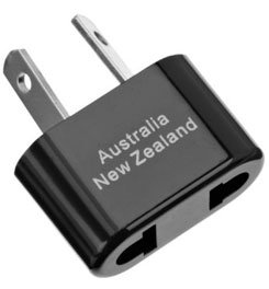 Lewis N Clark Adapter Plug, South Pacific