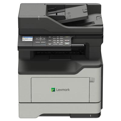 MX321adn Monochrome Laser Multifunction Printer, Copy/Fax/Print/Scan