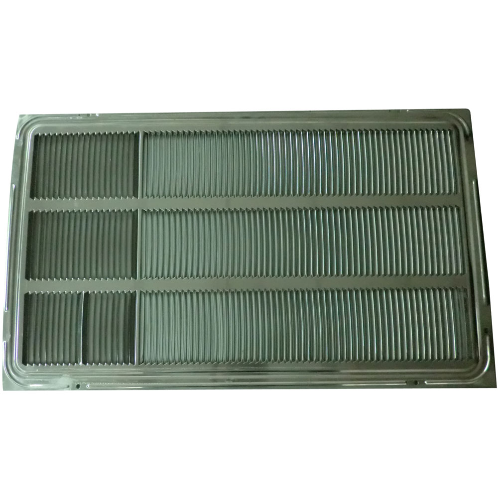 Stamped Aluminum Rear Grille for AXSVA1