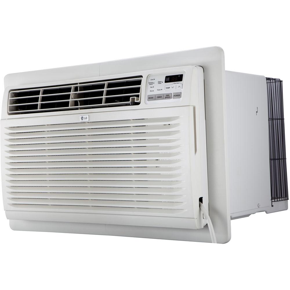 10,000 BTU Energy Star® Through-the-Wall Air Conditioner, White