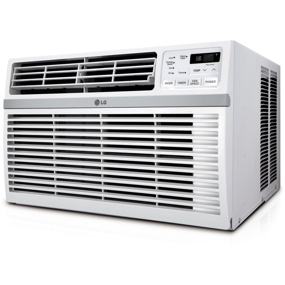 10,000 BTU Electronic Air Conditioner with Remote - 2016 EStar