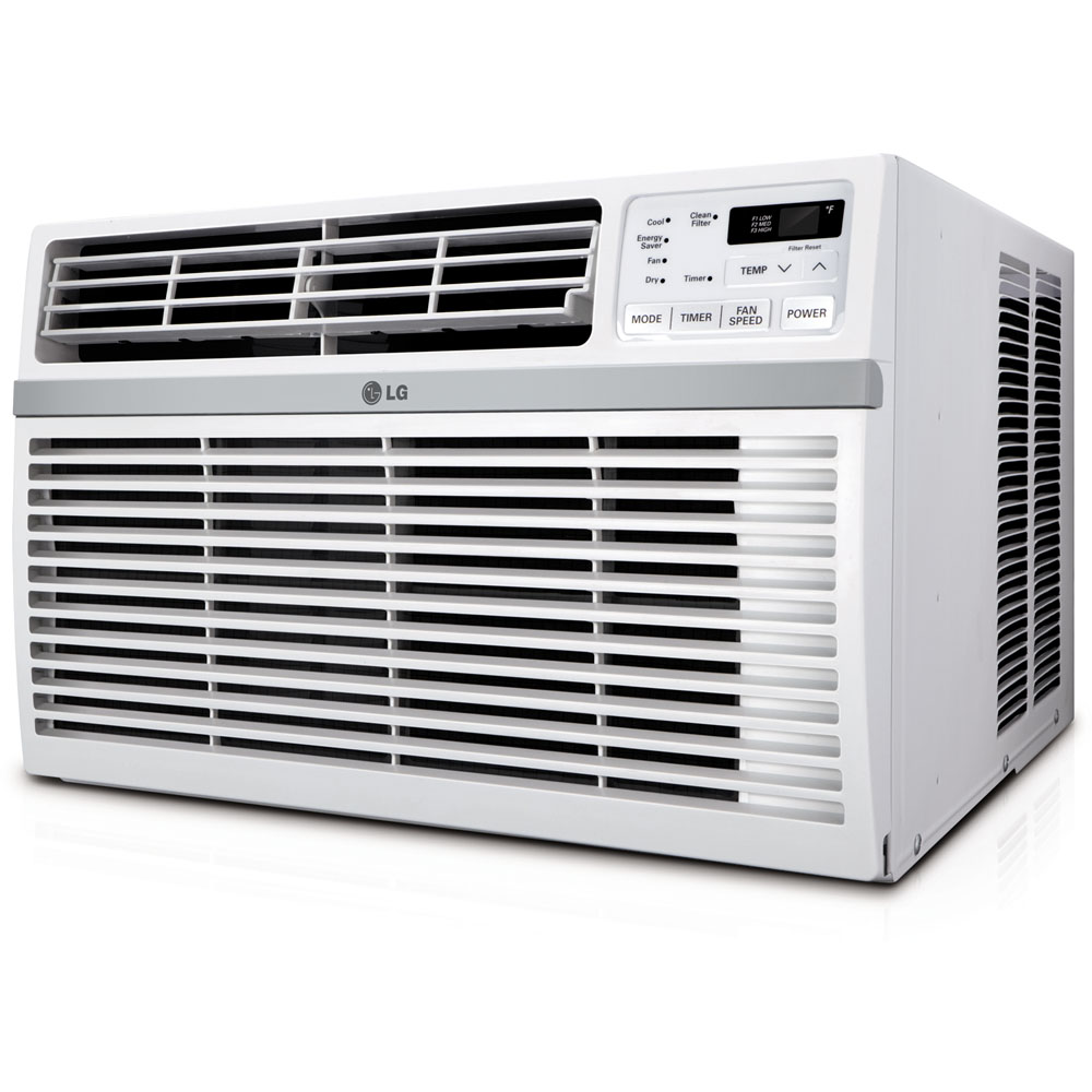 24,500 BTU 2016 Estar Window-Mounted Air Conditioner With Remote, White
