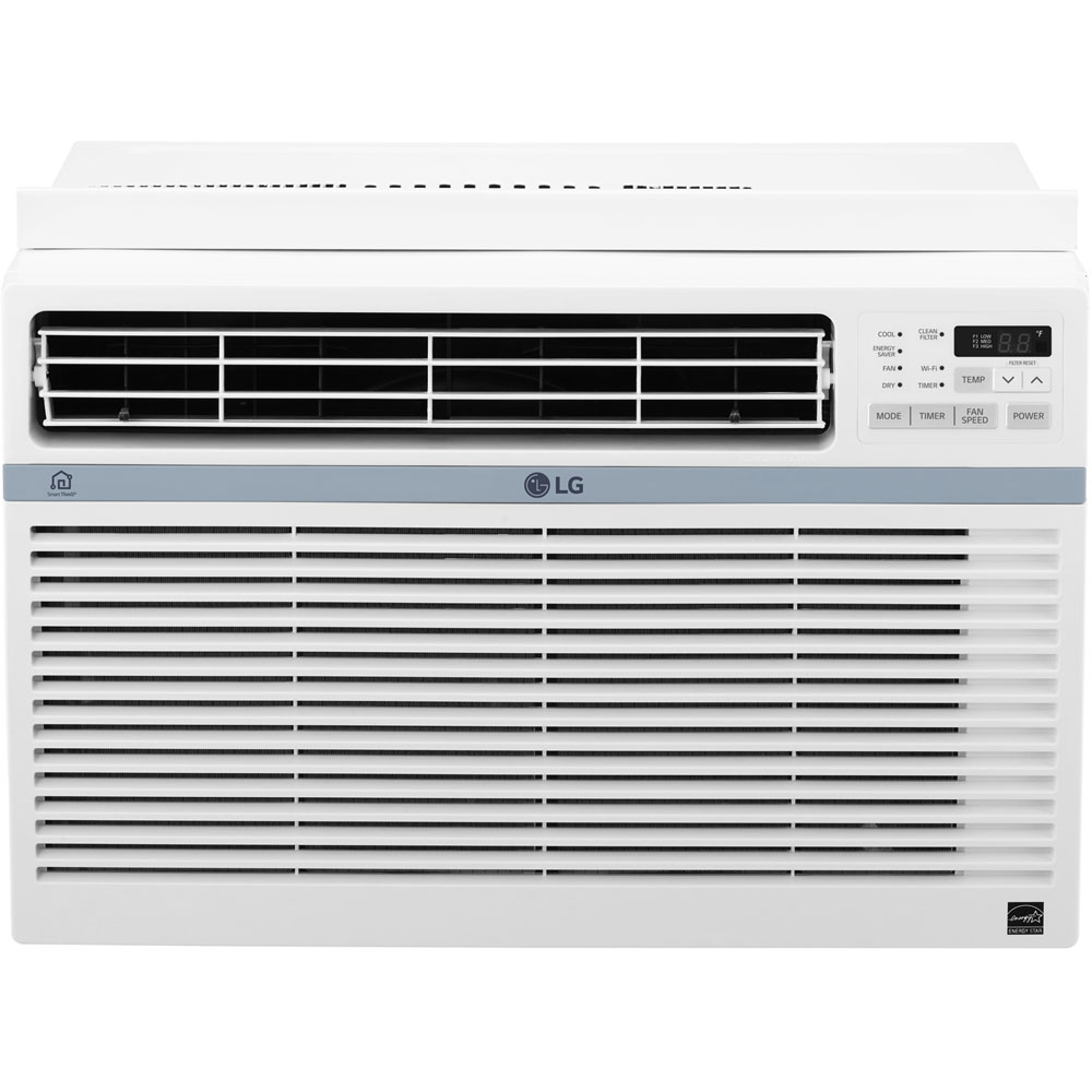 8,000 BTU Window Air Conditioner with Wifi Controls