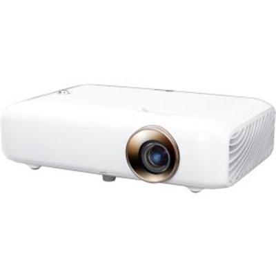 1280x720 Minibeam LED Projector