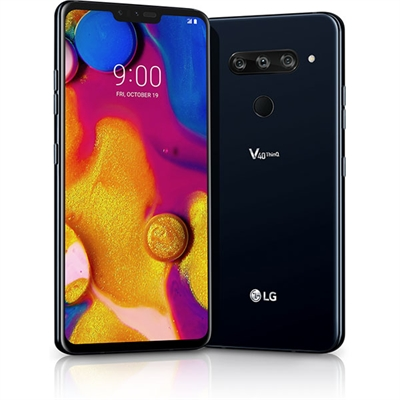 LG V40 64GB Unlocked Black