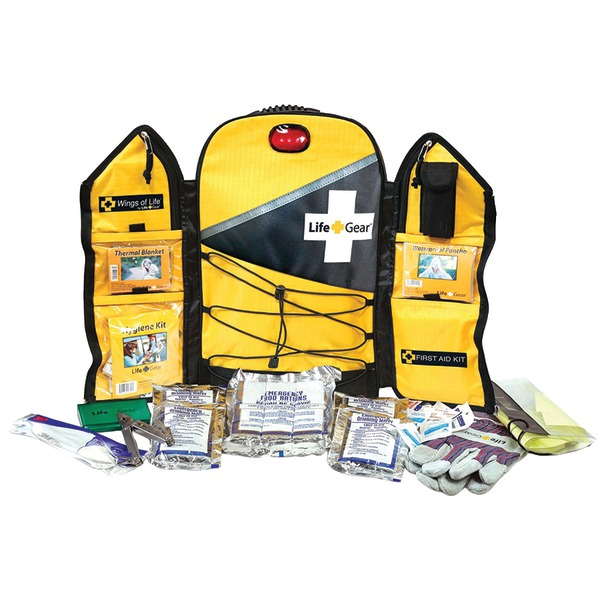 Life+Gear LG567 Wings of Life Emergency Preparedness Backpack