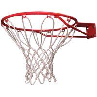 Lifetime 5818 Classic Heavy Duty Basketball Rim, 24 in L x 19 in W x 4 in H, Solid Steel, Orange